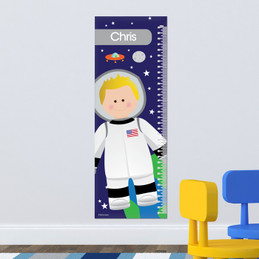 Fly To The Moon Kids Growth Chart