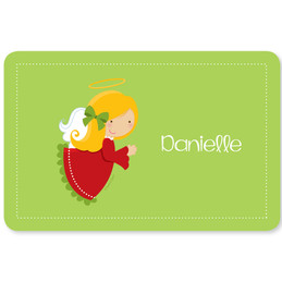Sweet Angel Kids Placemat