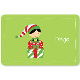 Sweet Elf Kids Placemat