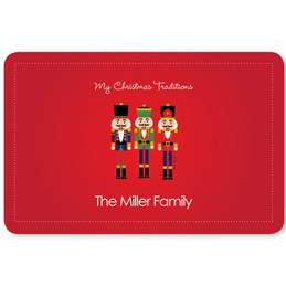The Nutcracker Tradition Holiday Placemat