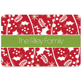 Xmas Feeling Holiday Placemat
