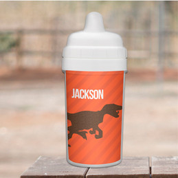 Dinosaur Sippy Cup for 2 Year Old