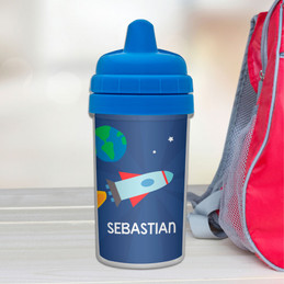 Rocket Launching Sippy Cup for Toddlers