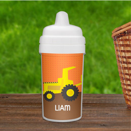 Fun Tractor Sippy Cup