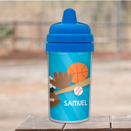 Sports Fan Sippy Cup