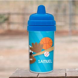 Best Sippy Cup for Sports Fan
