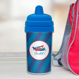 Best Sippy Cups for Toddlers with Airplane