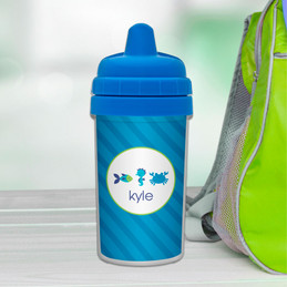 Best Sippy Cups for Toddlers Undersea theme