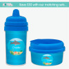 Best Sippy Cup for Milk with Shark Theme