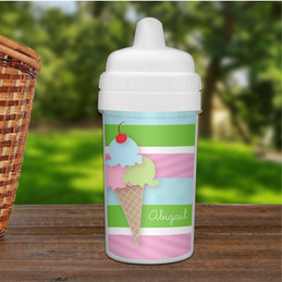 Yummy Ice Cream Spill Proof Sippy Cup