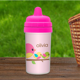 Singing Birds Infant Sippy Cups
