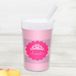 I am a Pretty Princess Custom Kids Cups