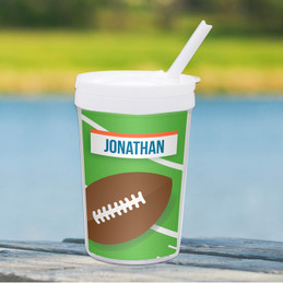 Football Fan Toddler Cup