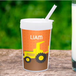 Fun Tractor Toddler Cup
