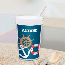 Nautical Ways Toddler Cup