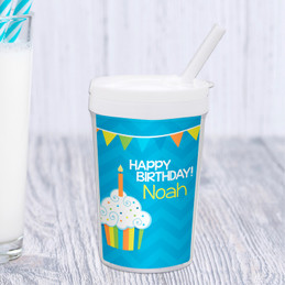 Happy Bday to You (Boy) Toddler Cup