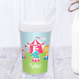 Fun Circus Toddler Cup