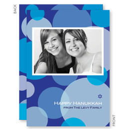Hanukkah Greeting Cards | Joyful Circles