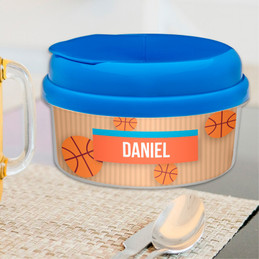 Basketball Fan Snack Bowls Gifts