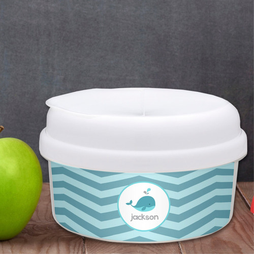 Sweet Little Blue Whale Snackbowls For Toddlers