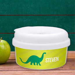 Dino And Me Green Snack Bowls Gifts