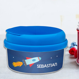 Rocket Launch Snackbowls For Toddlers