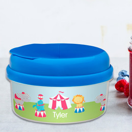 Fun Circus Snackbowls For Toddlers