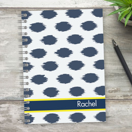 A touch of ikat journal