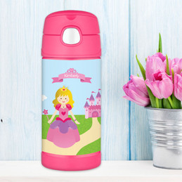 Sweet Little Princess Thermos Bottle