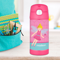 Fairy Girl Thermos Bottle
