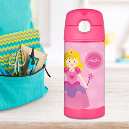 Cute Princess Thermos Bottle