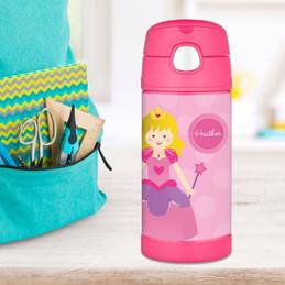 Cute Princess Thermos Bottle