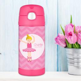 Sweet Ballerina Thermos Bottle