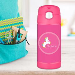 Playful Pony Thermos Bottle