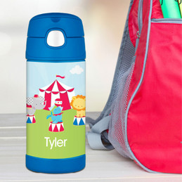 Fun Circus Kids Thermos