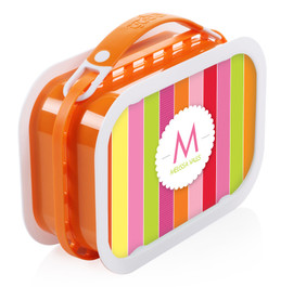 Bold & Fun Stripes Personalized Yubo® Lunchbox