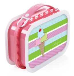Yummy Ice Cream Personalized Yubo® Lunchbox