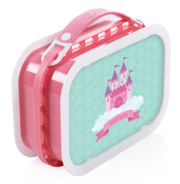 A Castle in the Sky Personalized Yubo® Lunchbox