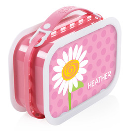 A Daisy for You Personalized Yubo® Lunchbox