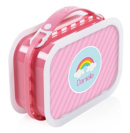 A Rainbow in the Sky Personalized Yubo® Lunchbox