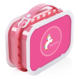 Playful Pony Personalized Yubo® Lunchbox