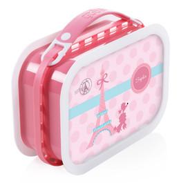 Ohh La La Paris Personalized Yubo® Lunchbox