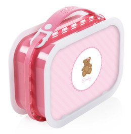 A Sweet Teddy Bear Personalized Yubo® Lunchbox