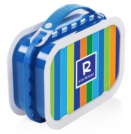 Bold Stripes Personalized Yubo® Lunchbox