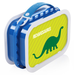 Dino and Me (Green) Personalized Yubo® Lunchbox