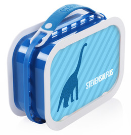Dino and Me (Blue) Personalized Yubo® Lunchbox