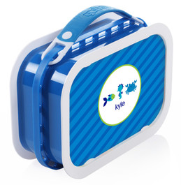 Cute Undersea Creatures Personalized Yubo® Lunchbox