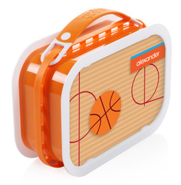 Basketball Fan (Boy) Personalized Yubo® Lunchbox