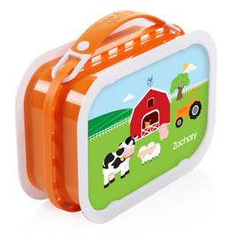 A Day in the Farm Personalized Yubo® Lunchbox