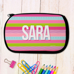 Sweet Lines Pencil Case